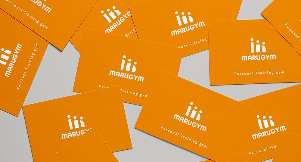 MARUGYM ロゴ