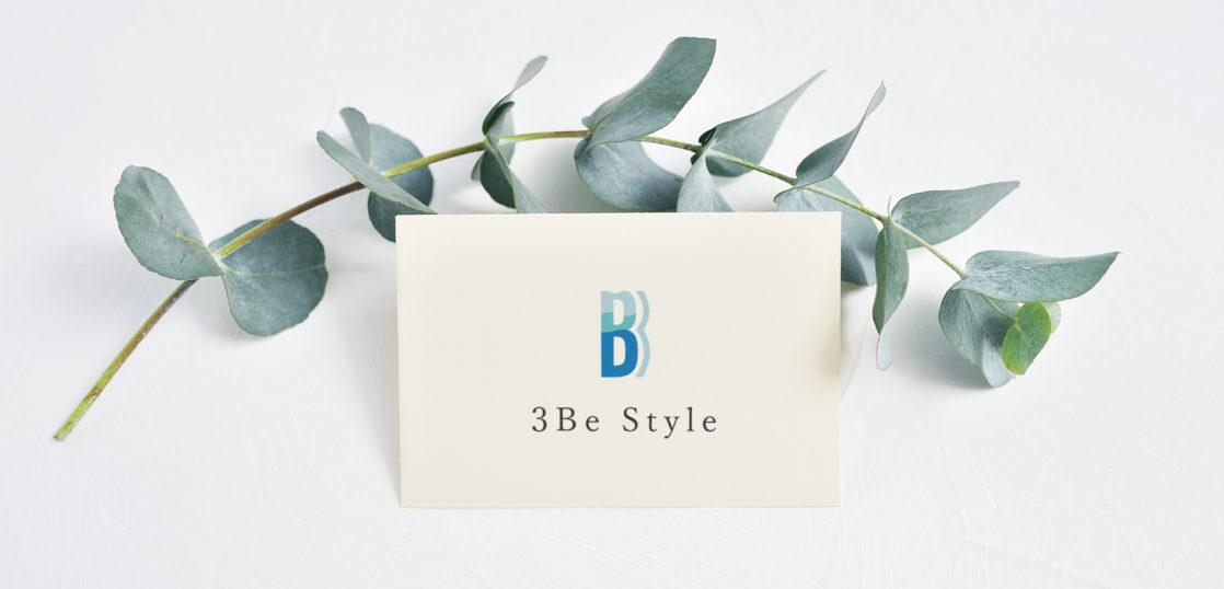 3Be Style様 ロゴデザイン