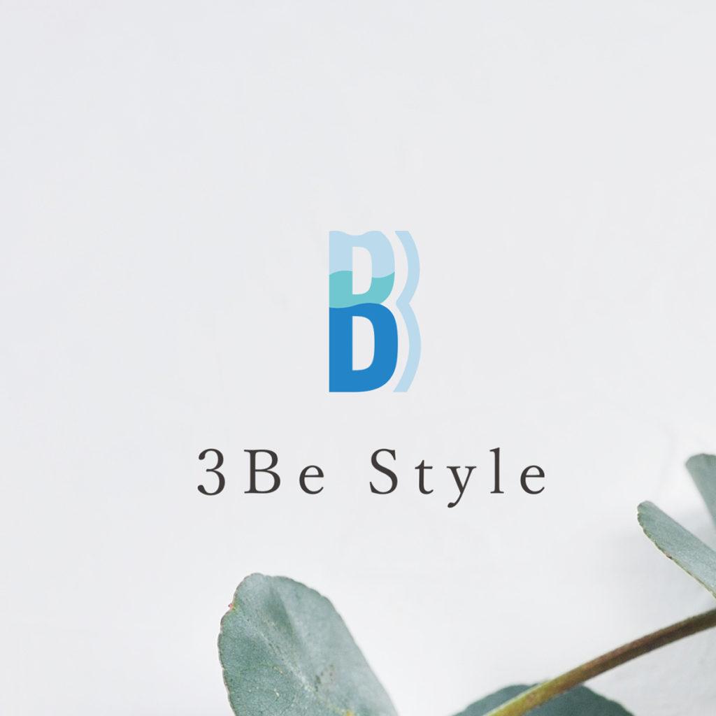 3Be Styleロゴアップ